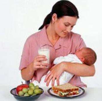 Как похудеть после кесарева сечения кормящей маме