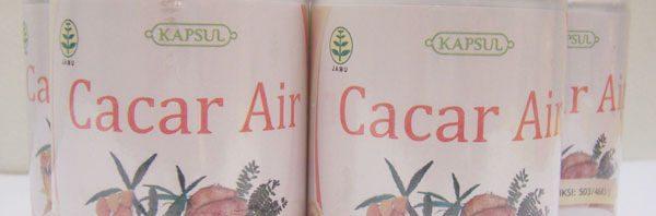 OBAT HERBAL CACAR AIR