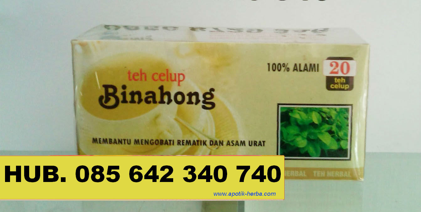 TEH HERBAL DAUN BINAHONG