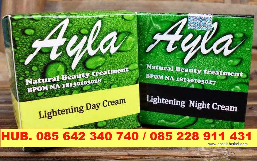 cream herbal ayla