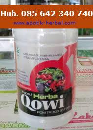 obat herbal qowi