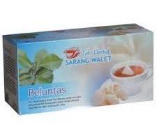 Teh Celup Sarang Walet Plus Beluntas