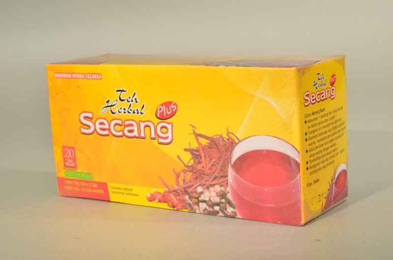 khasiat teh herbal secang