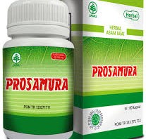 PRO SAMURA Obat Herbal Atasi Asam Urat