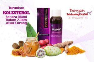 Mengobati Kolesterol dengan Herbal Jamkho